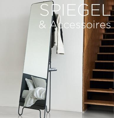 Spiegel, Kleiderständer & Accessoires