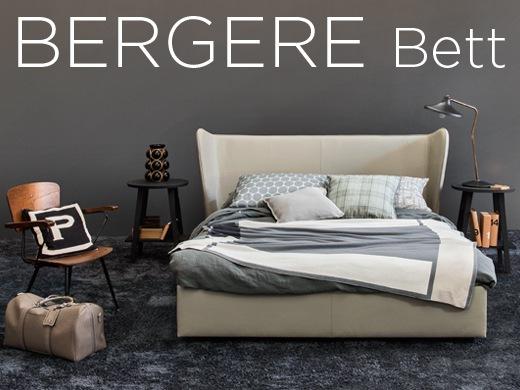 Letti & Co. Polsterbett Bergere